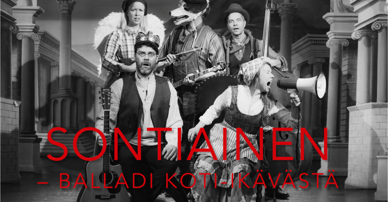 Sontiainen - balladi koti-ikävästä (2020)