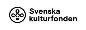 Svenska kulturfonden -logo ja teksti Svenska kulturfonden